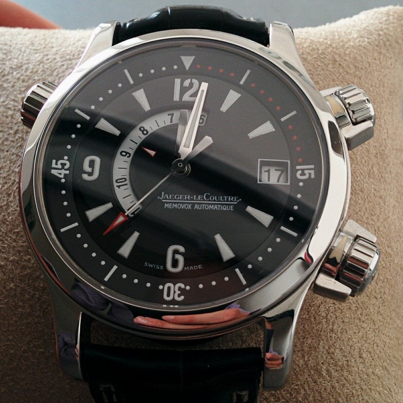 Photo d'une Jaeger LeCoultre Compressor